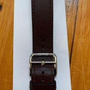 Hermes Accessories - Hermès 38mm Apple Watch Band